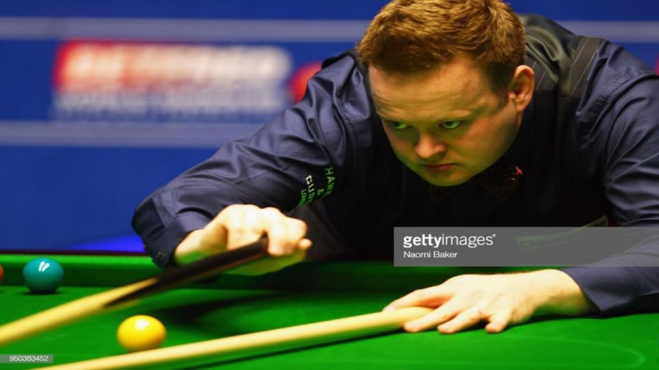 With O'Sullivan out, Shaun Murphy should fancy his chances of winning another major