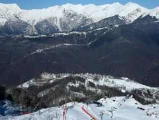 Sochi is the destination for this year's Winter Olympics
