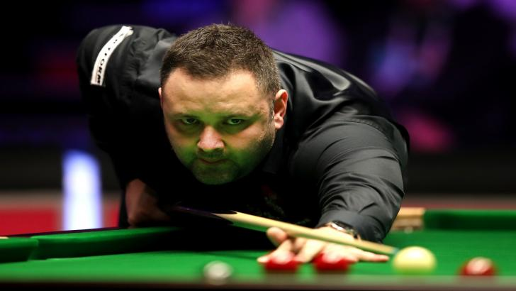 Snooker player Stephen Maguire