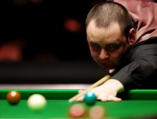 Stephen Maguire has a promising draw