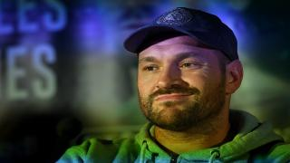 Former-world champion Tyson Fury