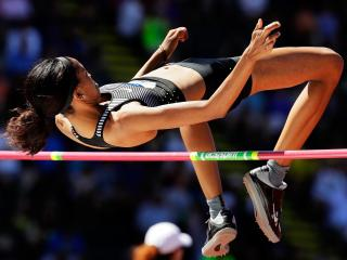Vashti Cunningham can improve on her best to take gold in Rio