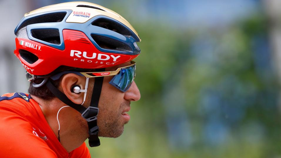 Vincenzo Nibali at Tour de France