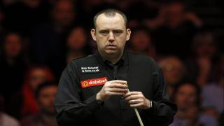 Twice world snooker champion Mark Williams