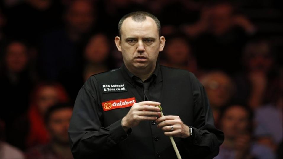 World snooker champion Mark Williams