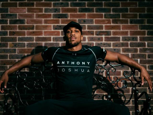 It takes hard work, focus and dedication to become a champion like Anthony Joshua