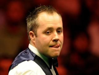John Higgins can progress from the easiest section of the draw