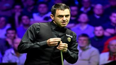 World Snooker Champion Ronnie O'Sullivan
