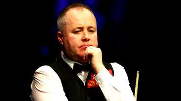 Four-time world champion John Higgins