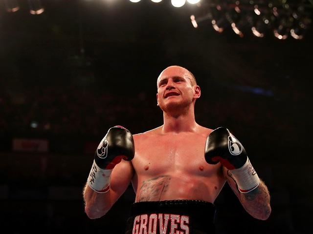 George Groves picked to book a semi-final slot