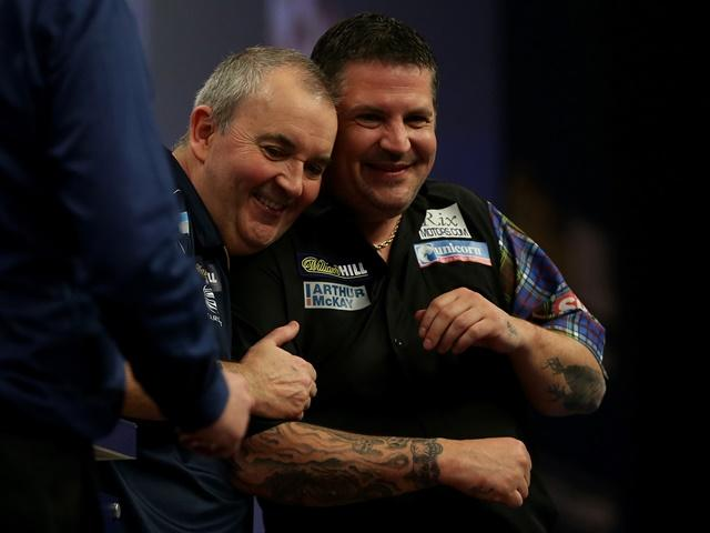 Wayne expects Taylor and Anderson to both be smiling after their match on Thursday night