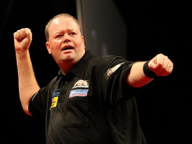 Will Barney's inconsistency cost him a second round place at the expense of Mervyn King