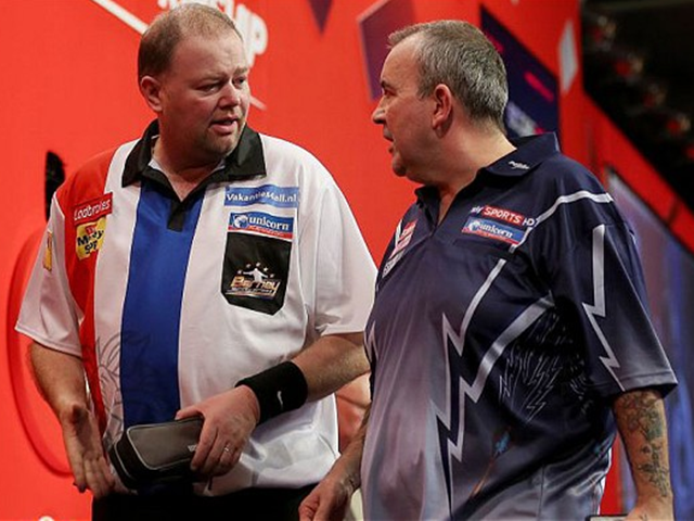 Barney v Taylor should be an Ally Pally classic tonight