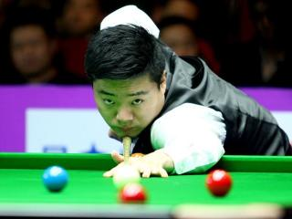 Paul fancies Ding Junhui to beat John Higgins in the second round