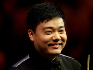 Ding Junhui has become a prolific winner of ranking events