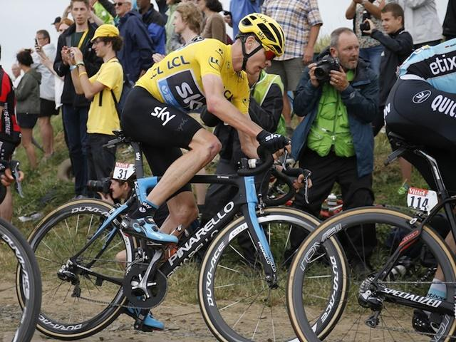 dafd0c42c Chris Froome has won every Tour he s stayed on his bike in. Will 2017 be