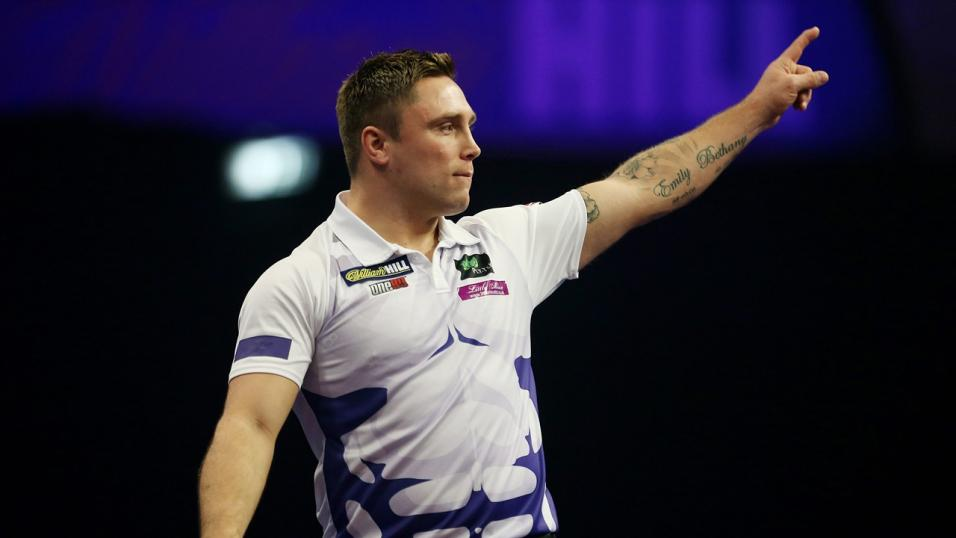 Wayne fancies Gerwyn Price to win at least a set against Michael van Gerwen
