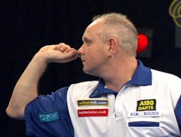 Ian White is too big a price against Simon Whitlock