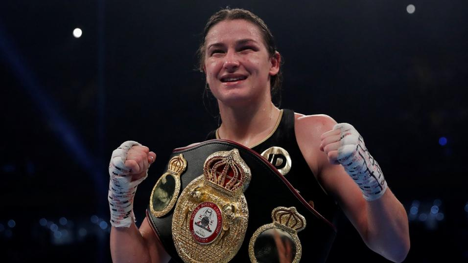 Katie Taylor part of a big night of boxing at York Hall