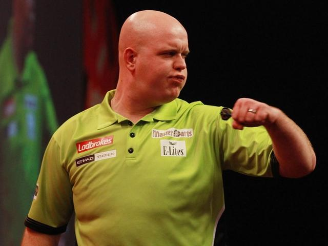 Wayne expects Michael van Gerwen to beat Robert Thornton in easy fashion