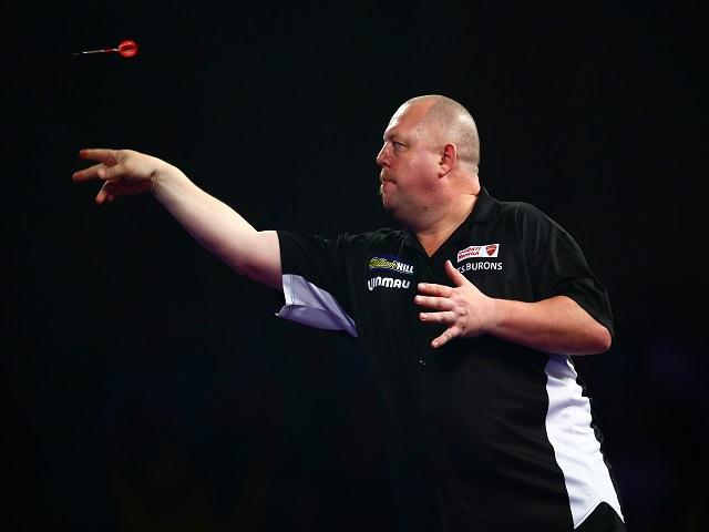 Wayne fancies Mervyn King to get the better of Steve West on Monday night