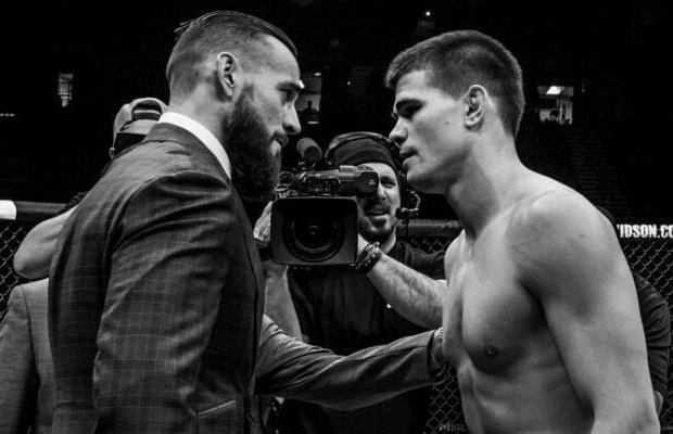 CM Punk and Mickey Gall are set to fight this weekend at UFC 203