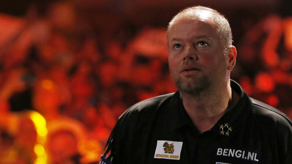 Wayne fancies Raymond van Barneveld to go well in the Premier League darts this year