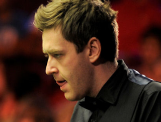 Ricky Walden looks a vulnerable favourite against a dangerous qualifier