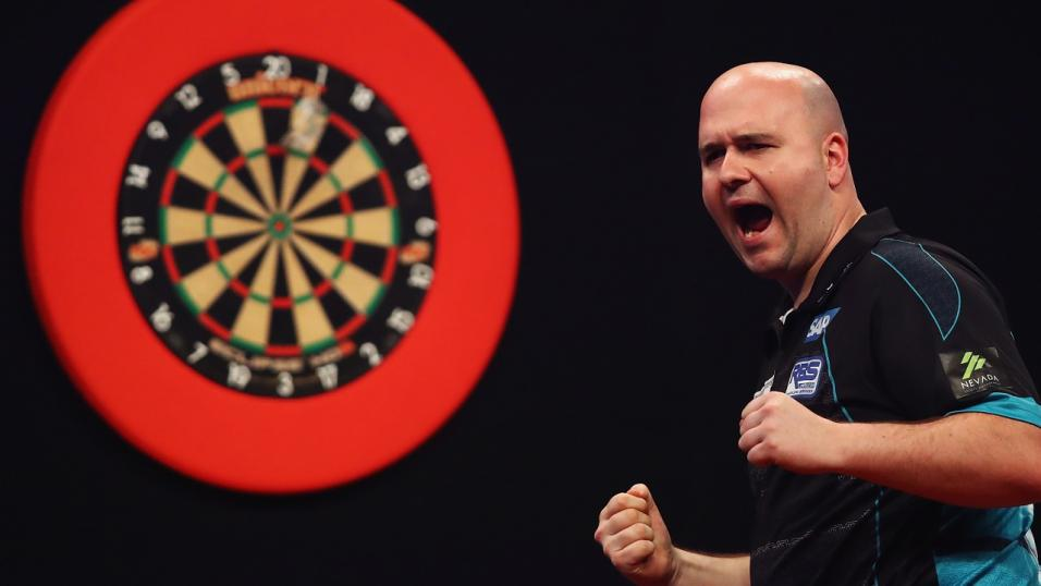 Rob Cross Premier League darts