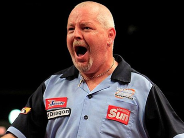 Can Wayne's 80/1 pre-tournament pick Robert Thornton go all the way?