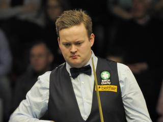 Shaun Murphy remains in tip-top form