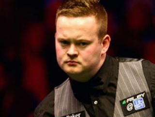 Shaun Murphy will have to work hard to progress