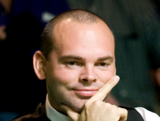 Stuart Bingham is brimming with confidence right now