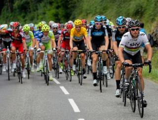 Today see's the final Mountain Stage of the Tour de France