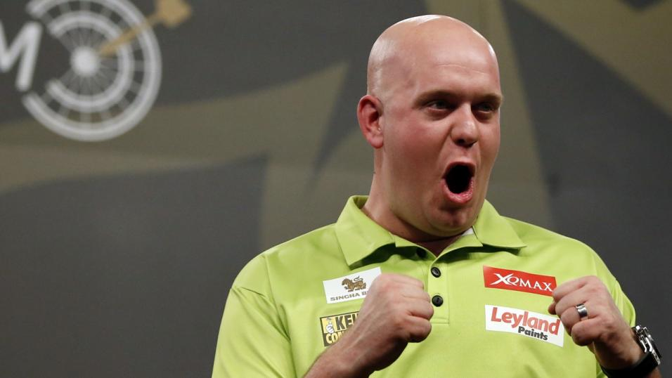 Wayne only has eyes for MVG on Thursday night