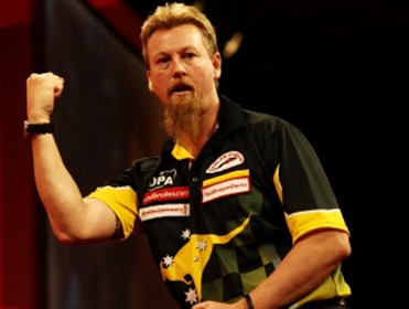 Wayne fancies Simon Whitlock to win 3-0 tonight