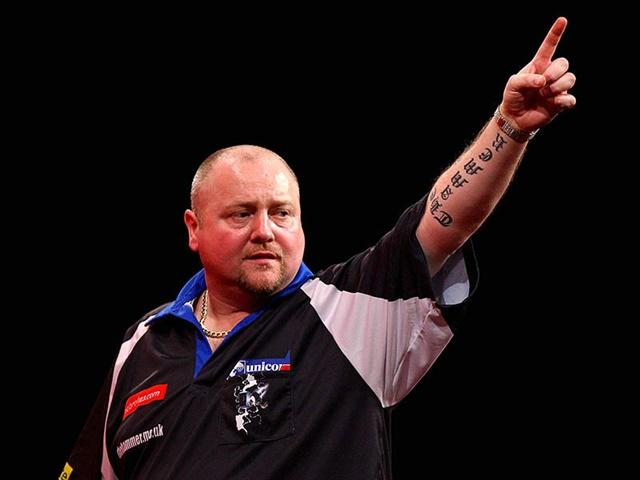 Wayne fancies Andy Hamilton to come through a tough first round at Ally Pally