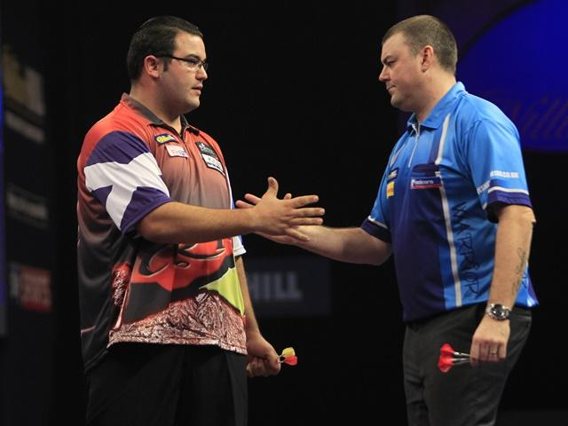 Wayne fancies a repeat of 12 months ago when Cristo Reyes beat Wes Newton on this stage