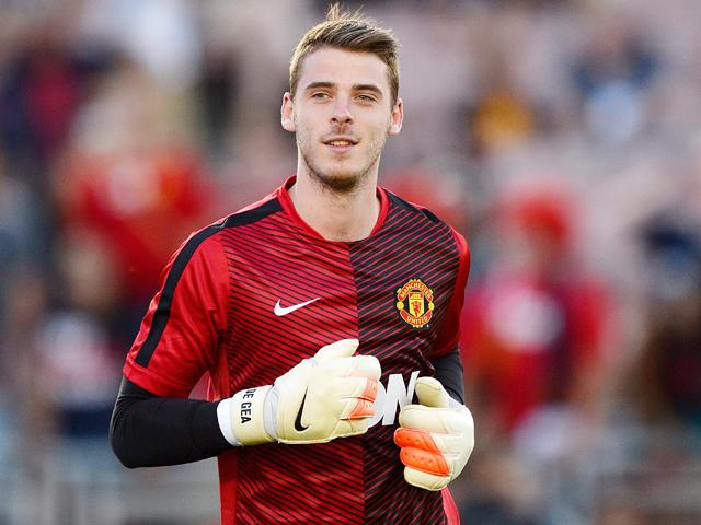David de Gea is one of United's best players in FM 2016