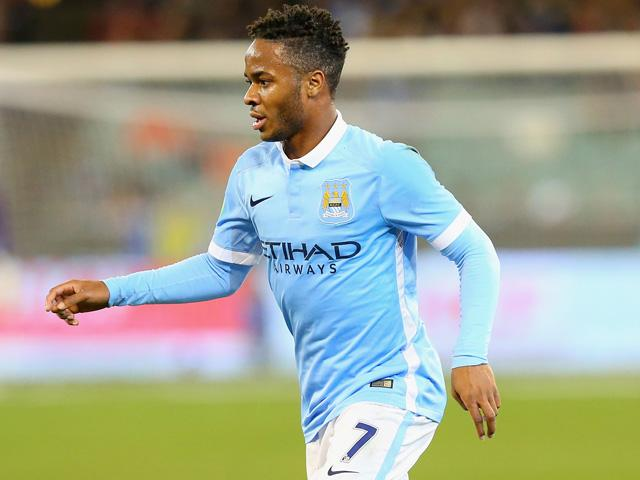 Raheem Sterling is a FIFA '16 star