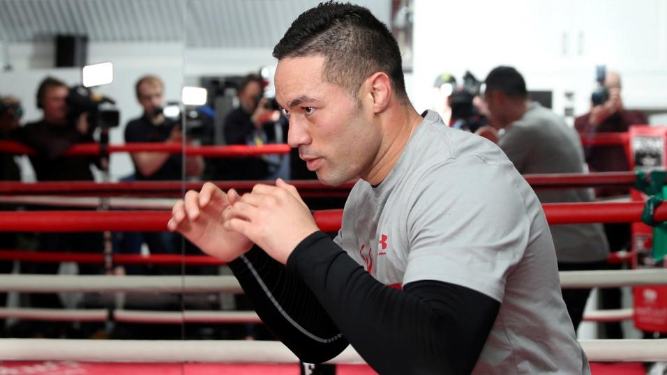 Joseph Parker - Boxing Betting