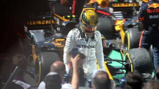 Lewis Hamilton was a winner in Brazil even though he finished fourth