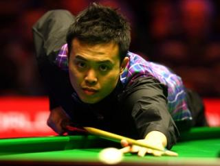 Marco Fu caught the eye with an impressive first round victory