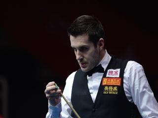 Selby's first round opponent is no pushover