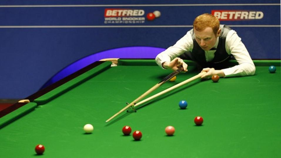 Anthony McGill is tipped to win on his Masters debut