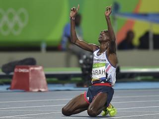 Will Mo Farah signs with more medals in London?