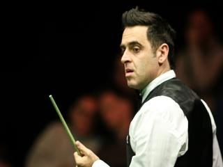 O'Sullivan has looked a class apart this week