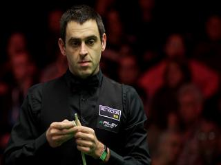 Ronnie should make light work of his journeyman opponent