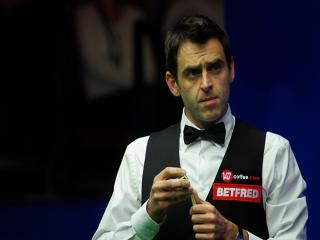 Lining up his return - Ronnie O'Sullivan will play at The Masters