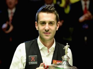World champion Mark Selby has a plum draw